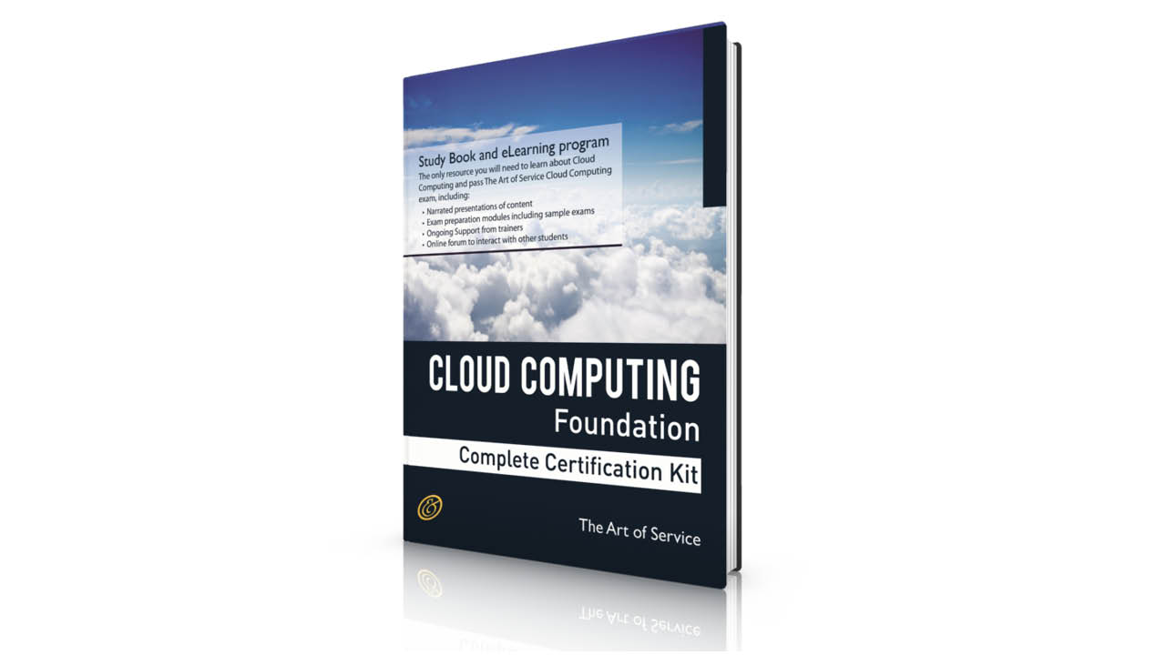 Cloud Computing Foundation Certification Course Fifalde Consulting