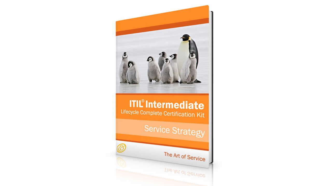 Itil Intermediate Lifecycle Program Service Strategy Ss