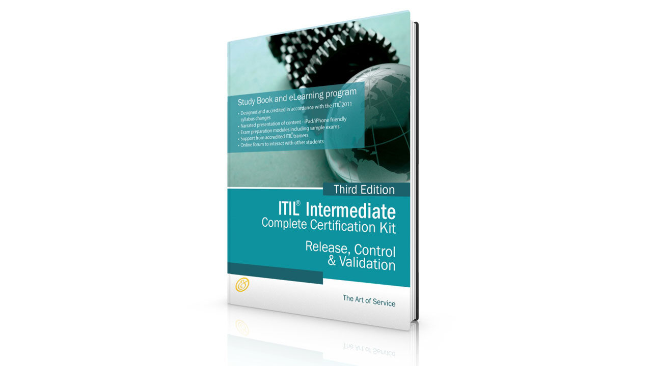 Itil expert capability pathway bundle itil release control and validation rcv certification course xflitez Images