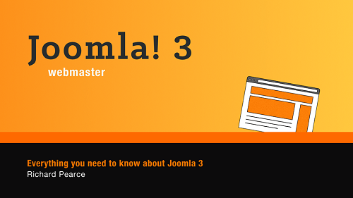 Joomla 3 Webmaster