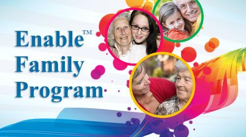 Enable Family Caregiver Program