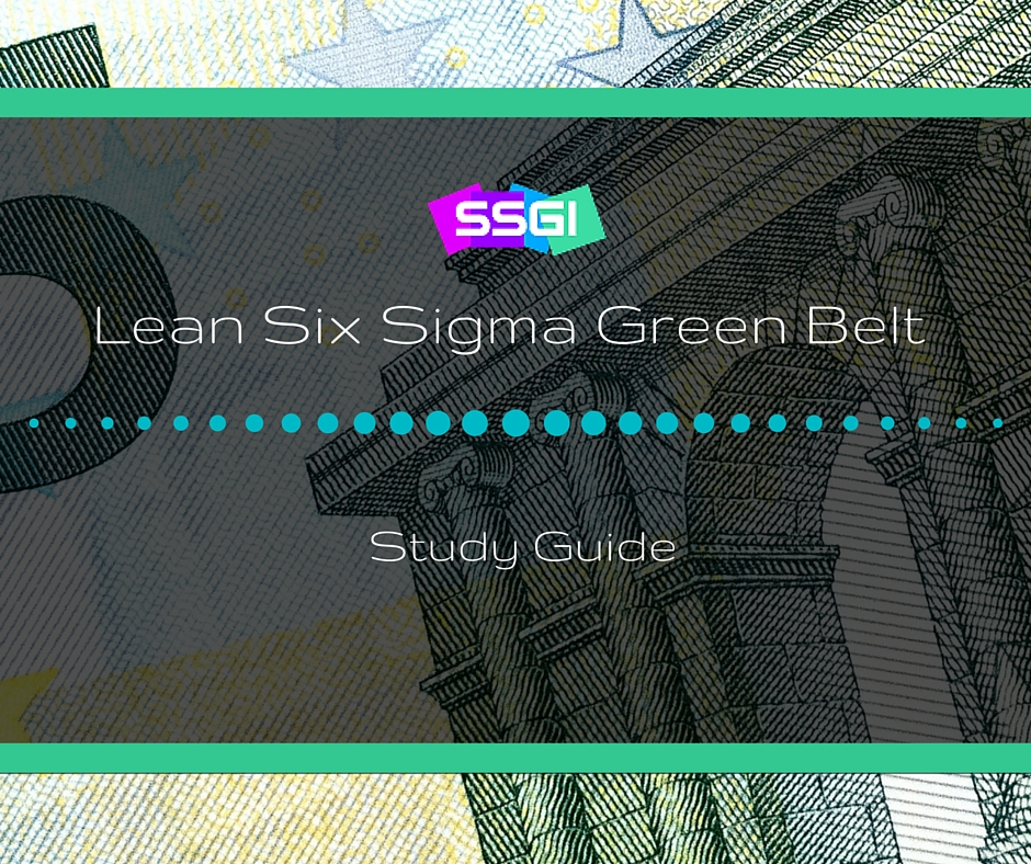 green belt study guide I am a six sigma black belt and i am looking for off-the-shelf training materials  that i can use to teach a classroom-based six sigma green belt.