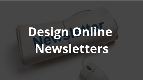 Design Online Newsletters