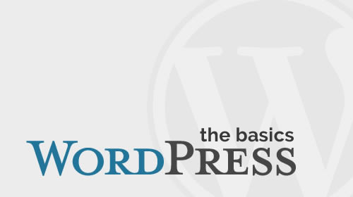 WordPress - The Basics