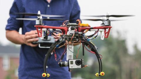 Curso sobre Drones