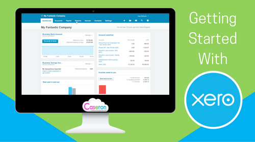Getting Started With Xero :: Your business accounts, simplified