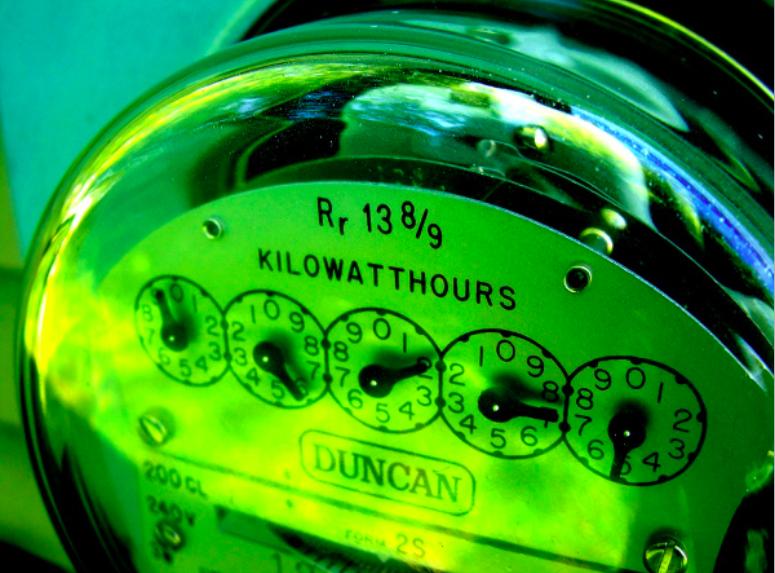Curso Eficiência Energética em Agua