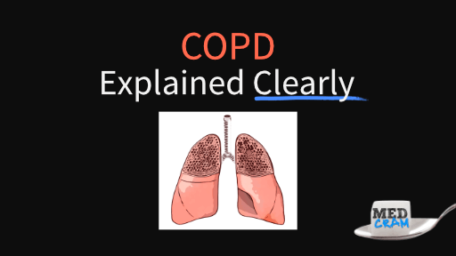 copd (emphysema) explained clearly