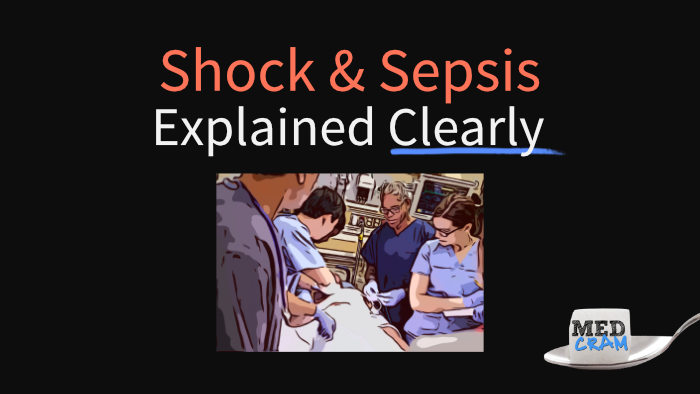 shock and sepsis explained clearly