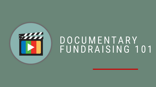 Documentary Fundraising Course + Film Funders Pack