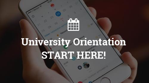 University Orientation