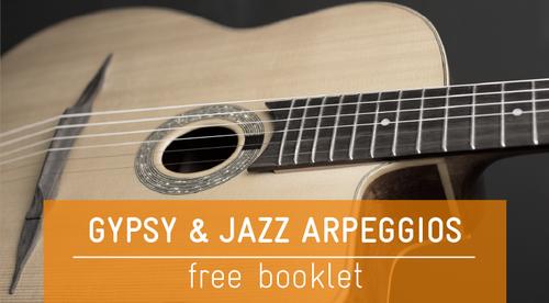 GypsyandJazz Arpeggios Booklet