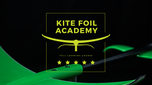 Learn to Kite Foil Online Free