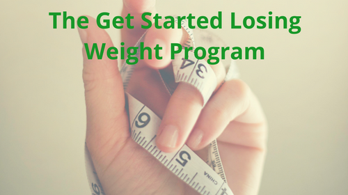 The Get Started Losing Weight Program
