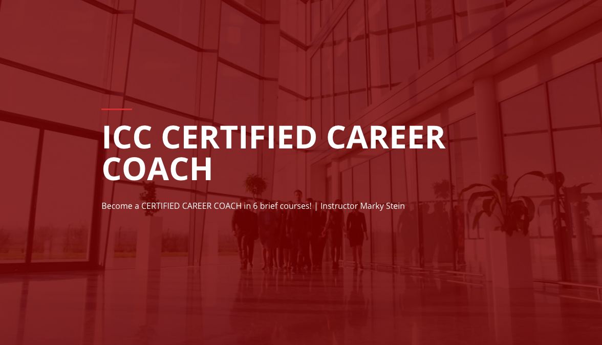 Institute For Career Coaching
