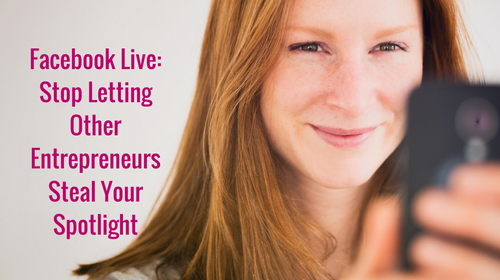 Facebook Live- How to Build Your Brand, Grow Your Audience and Boost Your Profits