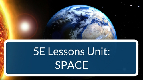 Space 5E Lessons Bundle