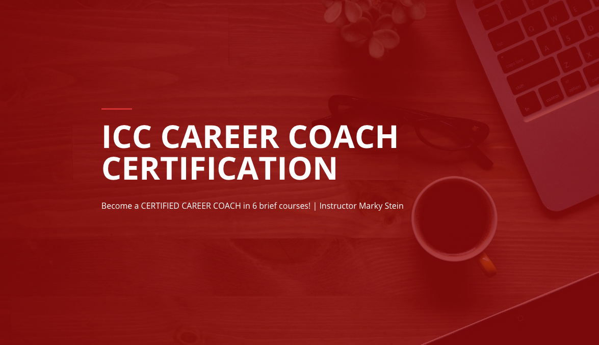 Icc Career Coach Certification