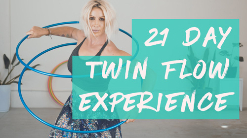 21 Day Twin Flow Experience