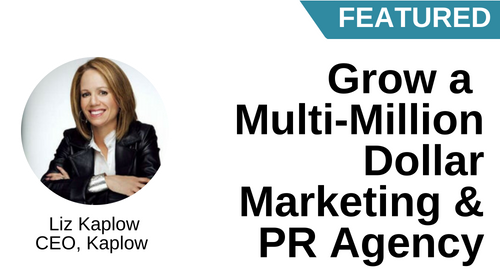 Image of Secrets to Growing a Multi-Million Dollar Marketing and PR Agency course