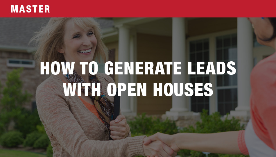 How to Generate Leads with Open Houses