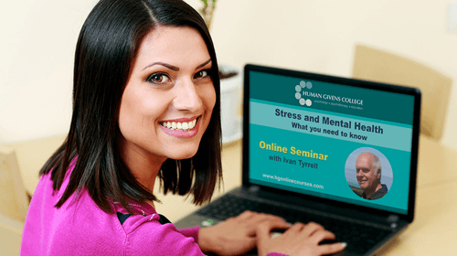Stress and Mental Health – what you need to know - Webinar