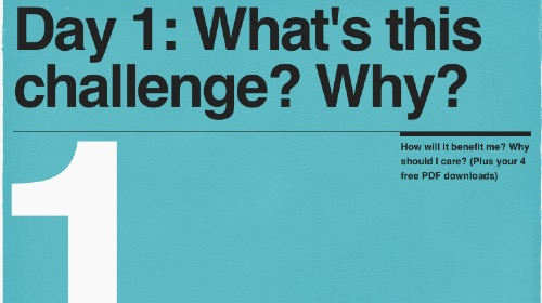30 Day Freedom & Abundance Challenge