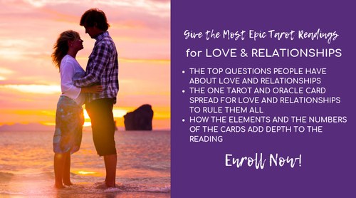Give the Most Epic Tarot Readings for Love