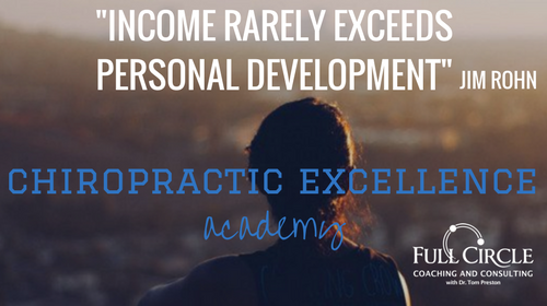 chiropractic excellence academy full circle coaching