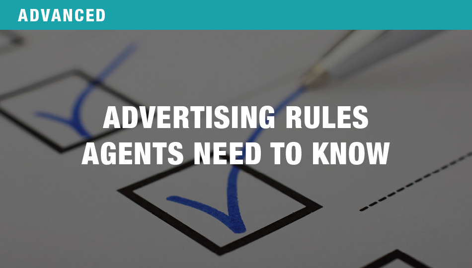 Advertising Rules Real Estate Agents Need to Know