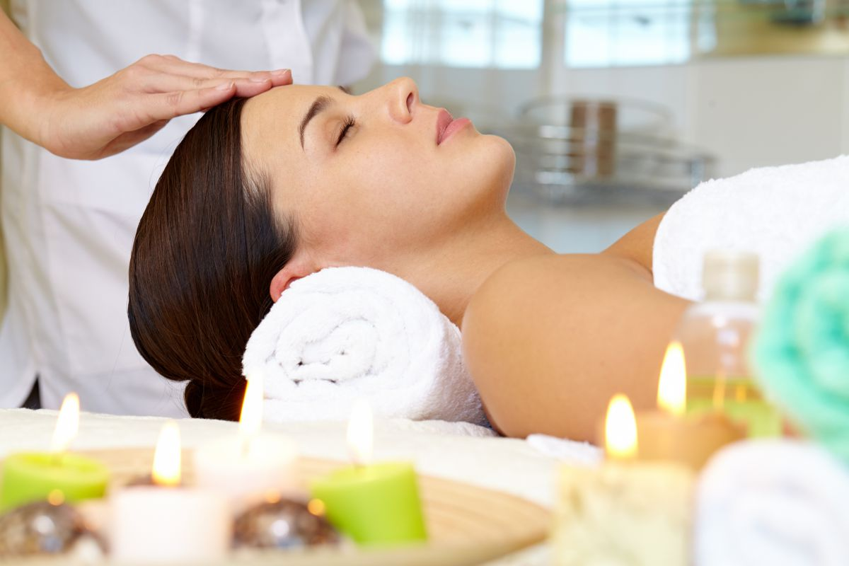 Skincare and facial treatments