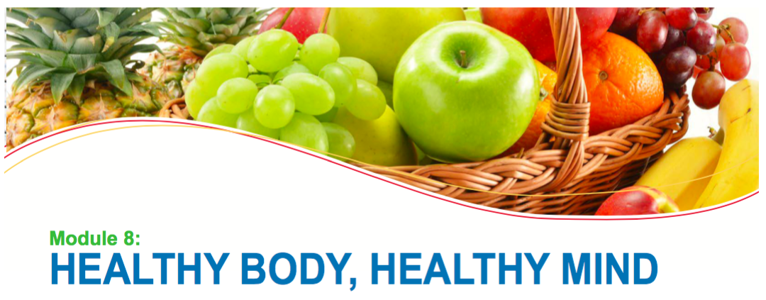 healthy mind in healthy body