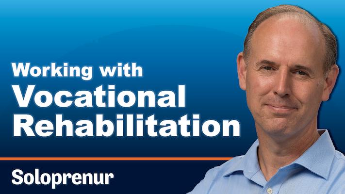 Working with Oregon Vocational Rehabilitation