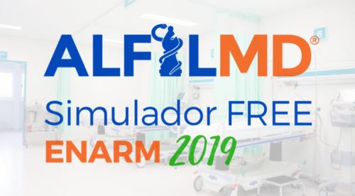 Simulador ENARM Alfil MD FREE