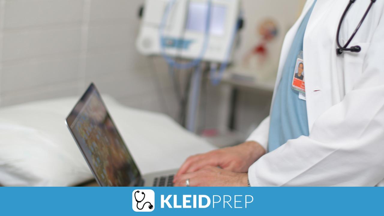 KleidPrep Step 2 CS Course