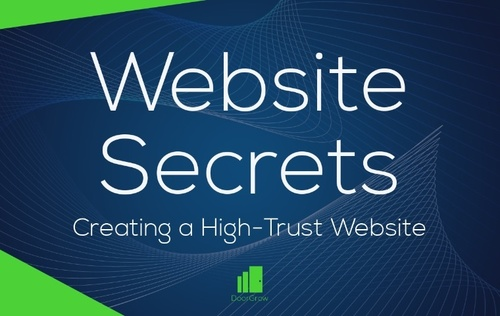 DoorGrow Website Secrets