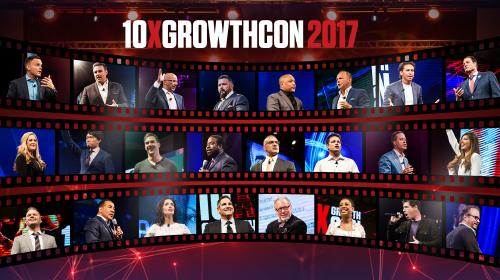 10X Growth Con 2017