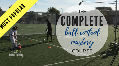 Complete Soccer Ball Control Mastery