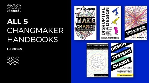 E-Books | Change Makers All 5 Handbook Pack