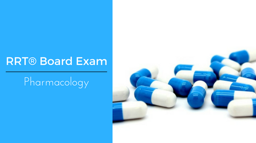 Exam Review of Pharmacology (Includes Practice Questions)