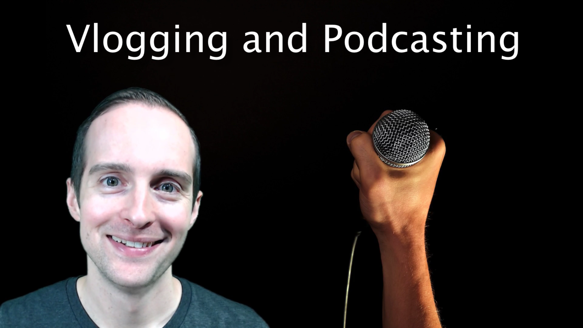 Podcast and Vlog Live on YouTube and Facebook with Wirecast and Buzzsprout!