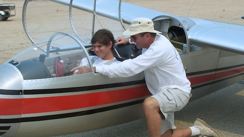 Guide to Becoming a CFI in Gliders
