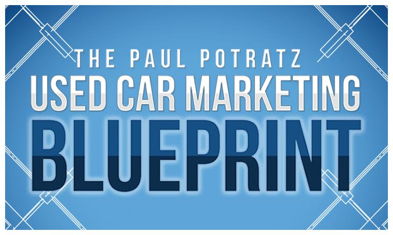 Used Car Marketing Blueprint