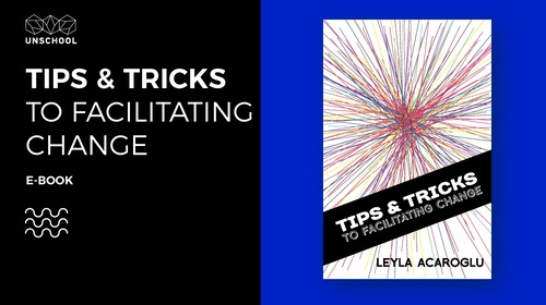Tips & Tricks to Facilitate Change Handbook | e-book