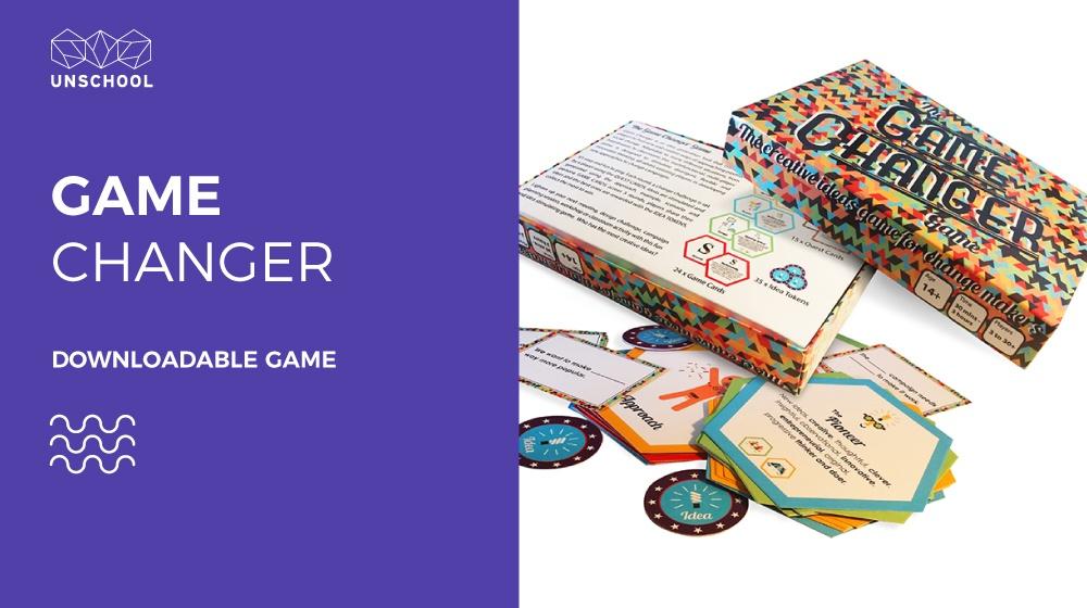 Toolkit | Game Changer Game