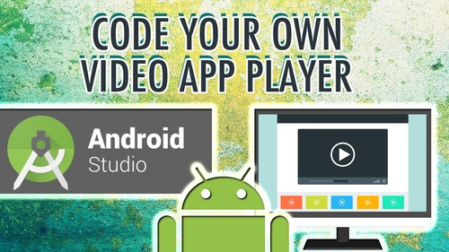 Code Your Own Video Player Application in Android Studio!