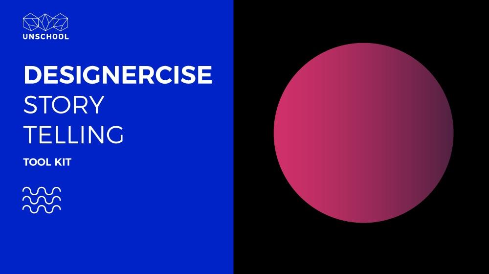 Toolkit | Designercise Storytelling Kit