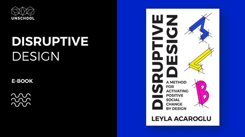 Disruptive Design Method Handbook | e-book