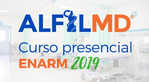 Curso ENARM Alfil MD Presencial 2019