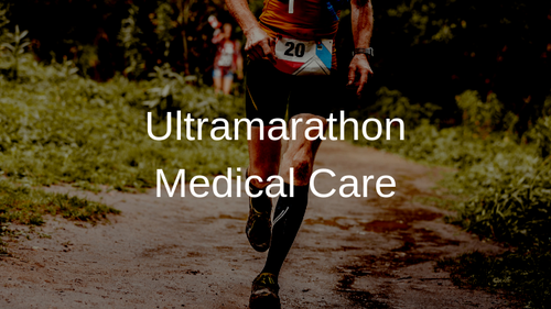Ultramarathon Medical Care